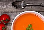 Tomato Cognac Soup