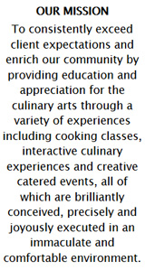 Our Culinary Center Mission