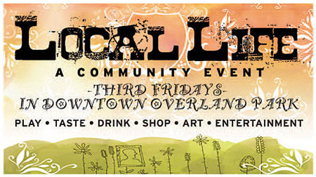 Local Life - Third Fridays in Downtown Overland Park