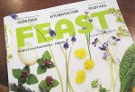 Feast Magazine June 2015 Cover