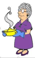 Cookin' Grandma
