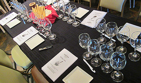 Wine 101 Class with Sommelier Brent Grider