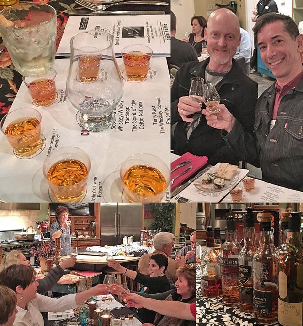 Whiskey Class @ The Culinary Center of Kansas City