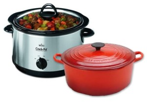 Crockpot & Dutch Oven