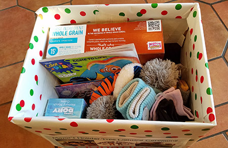 Donations for Growing Futures