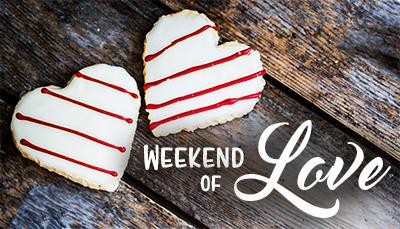 CCKC Weekend Of Love